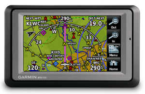 Garmin aera(TM) 500. Call 970.203.0505 Today!