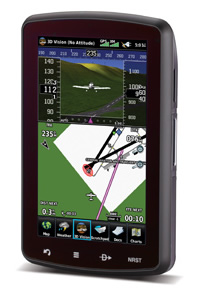 Garmin aera(TM) 796 Touchscreen Handheld GPS Dual Terrain Display
