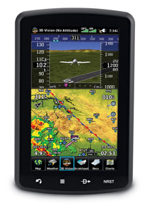 Garmin aera(TM) 796 Touchscreen Handheld GPS Terrain Display